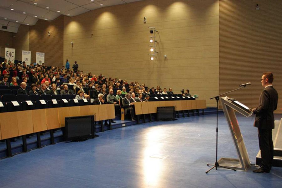 Modelová konferencia 2013